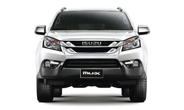 Isuzu mu-X SUV - Isuzu Cambodia