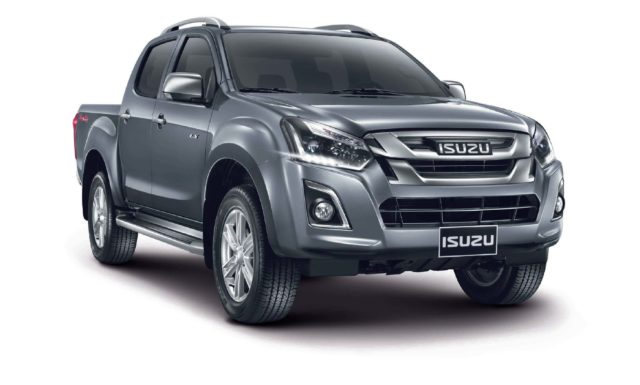 Isuzu D-MAX Pick-up - Isuzu Cambodia